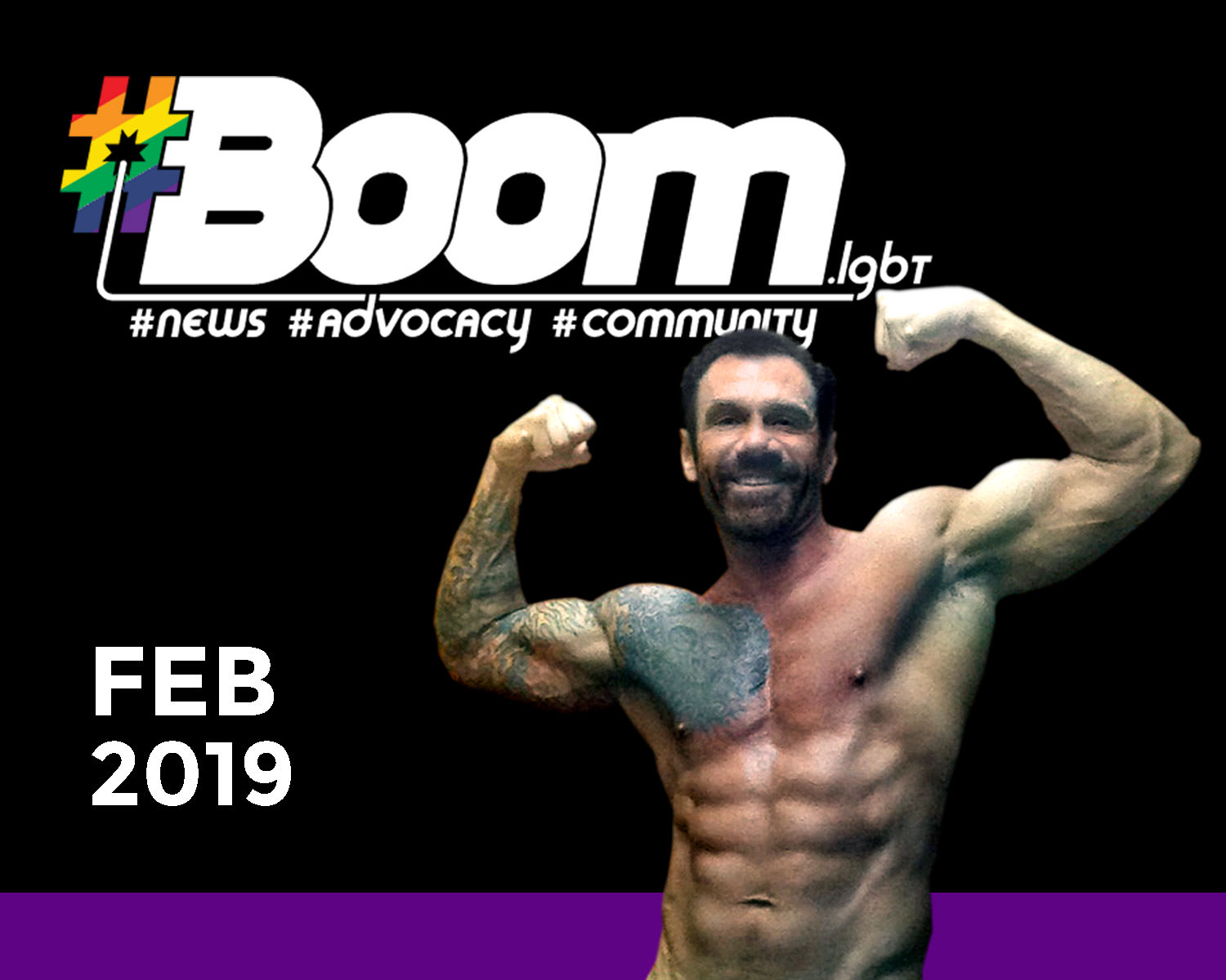 Philip Hitchcock talks supplements with BOOM Magazine
