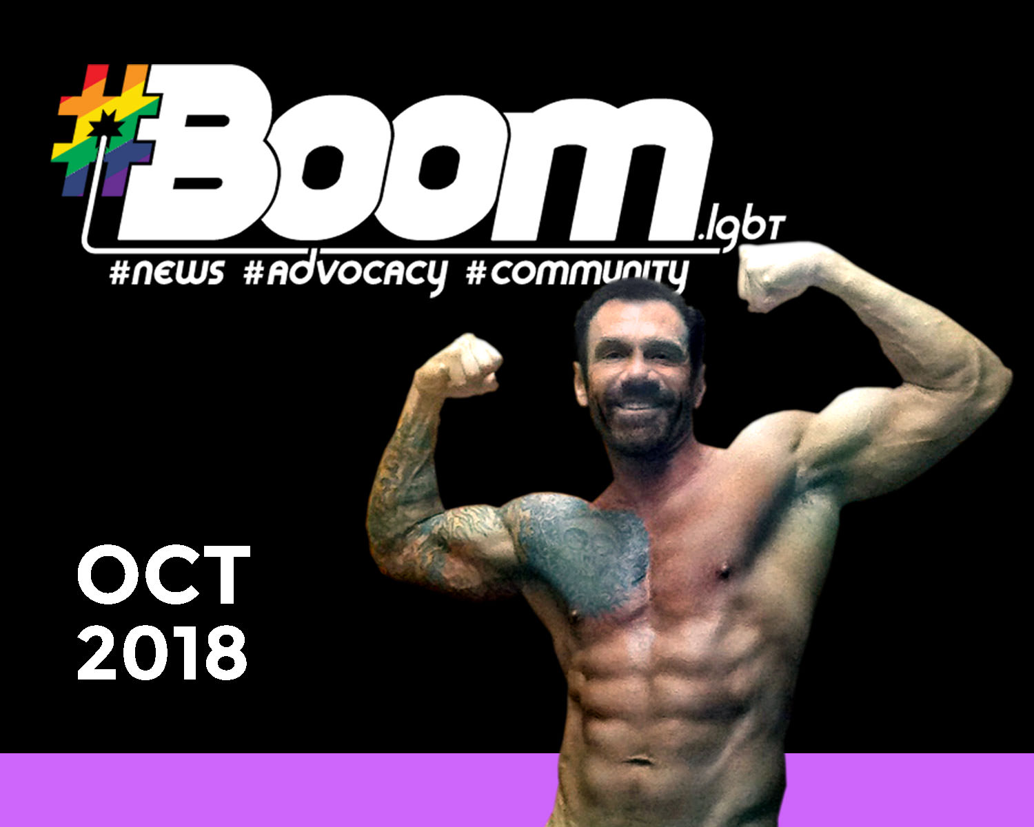 Boom Fitness article October 2018