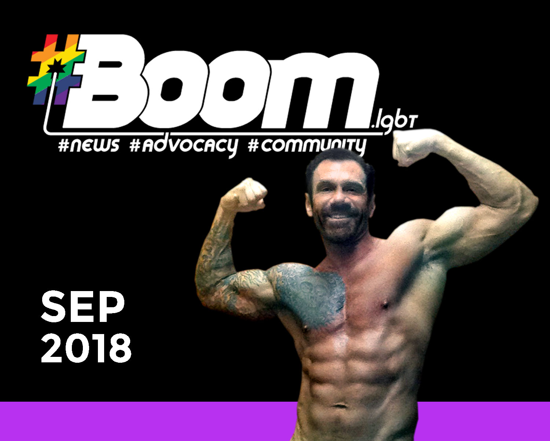 Boom Magazine fitness article September 2018