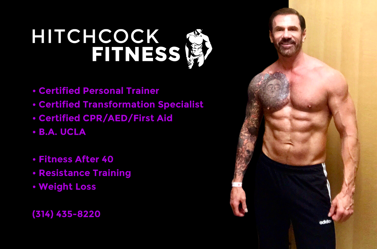 Philip Hitchcock, now a certified transformation specialist